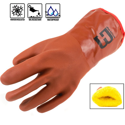Better Grip Double Coated PVC Insulated Gloves
