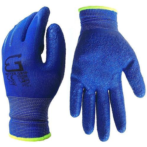 Better Grip Nylon Gloves Textured Latex Coating Gripping
