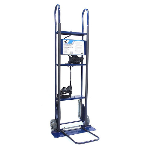 Heavy Duty Appliance Hand Truck, Steel Frame, 600 lbs