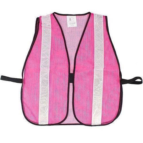 Safety Vest with Reflective Stripes