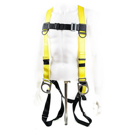 Spidergard 3 D-Ring Full Body Fall Protection Safety Harness