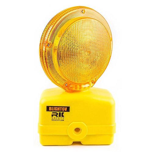 Premium 03-10-3WAY6V Polycarbonate Barricade Light