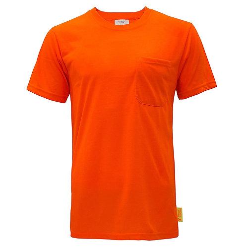 Hi-Viz Workwear Short Sleeve Force Color Enhanced Safety Shirt
