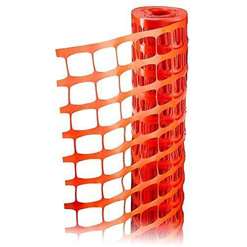 Economy Safety Fence Orange 4' x 100'