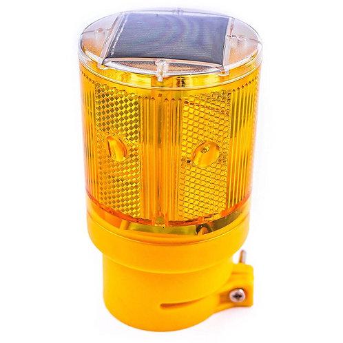 Solar Powered Emergency LED Strobe Lamp Lights