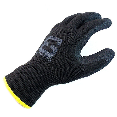 Better Grip Double Lining Rubber Coated Gloves