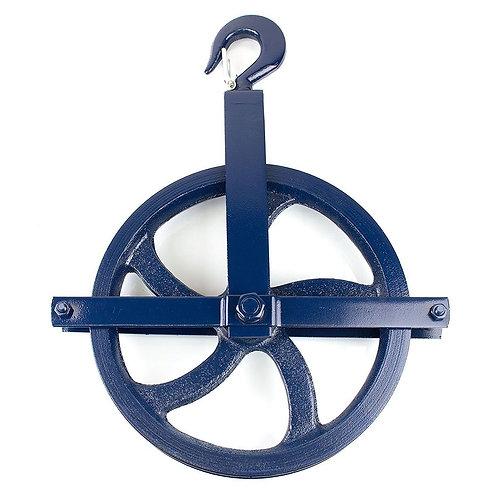 """Heavy Duty 12"""" Diameter Gin Wheel, Gin Lock"""
