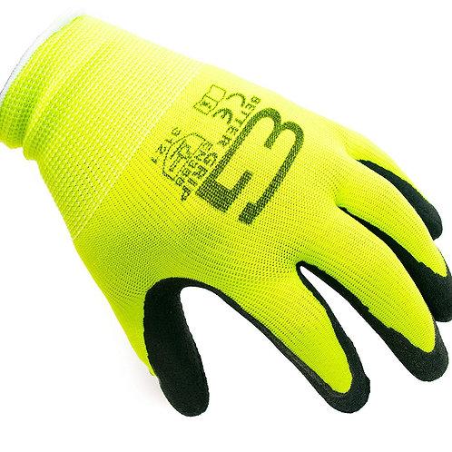 Better Grip Polyester Foam Latex Coated Work Gloves