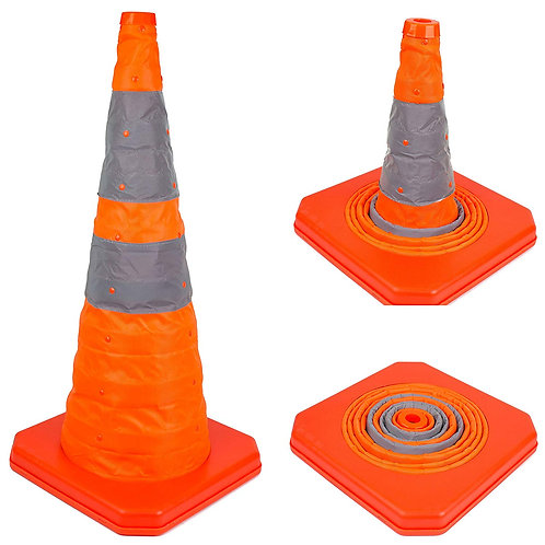 """28"""" Collapsible Traffic Emergency Cone"""