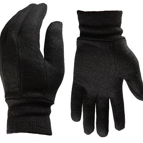 Better Grip Brown Jersey Work Gloves