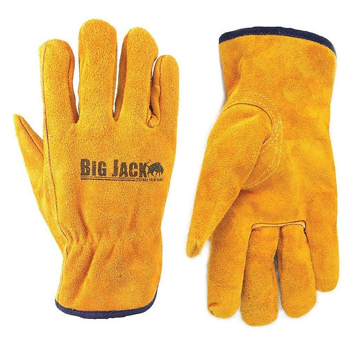 Better Grip Premium Insulated Split Cowhide Palm Gloves