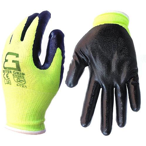 Better Grip Seamless Knit Nylon Nitrile Coated Gloves