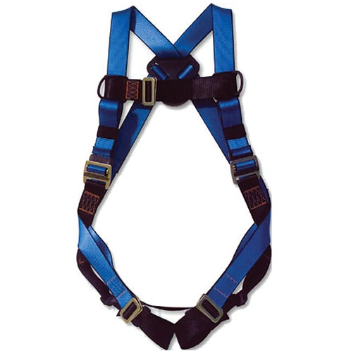 Spidergard Full Body Harness 6' Shock-absorbing Lanyard