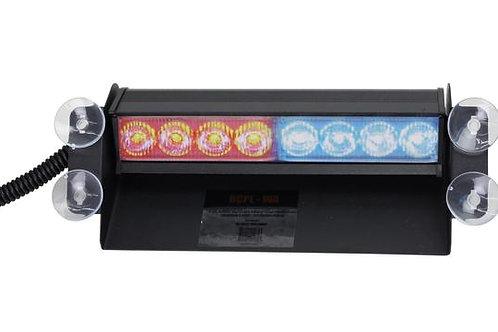 Red & Blue Generation 3 LED Law Enforcement Use Strobe Light