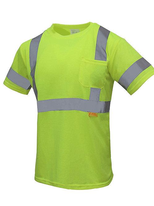Hi Viz Safety T-Shirts
