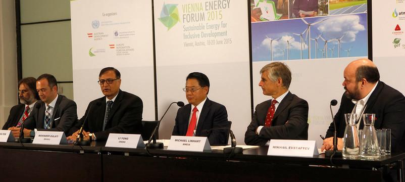 Vienna Energy Forum - 2015