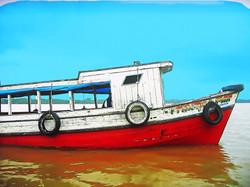 Brazil Bus Boat