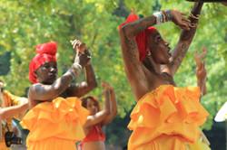 Oshun Dancers