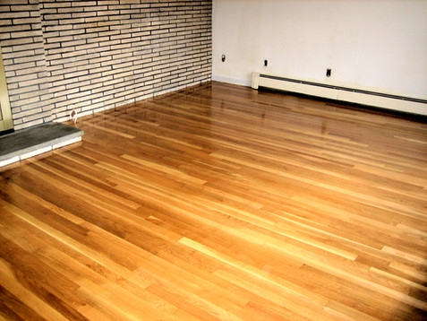 Floors in Low Light