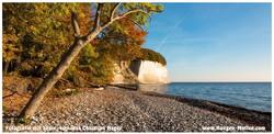 Zauberhafter Herbst auf Rügen