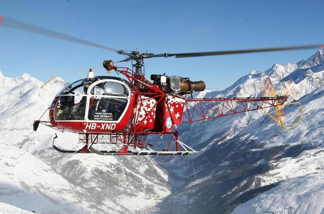Zermatt im Wallis