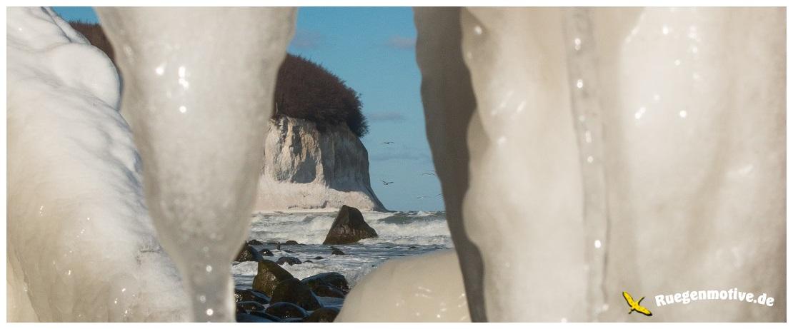 Kreideküste-Rügen-Kreidezeit-Eiszeit-Jen
