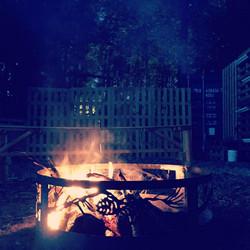 Escape Woods Campfire