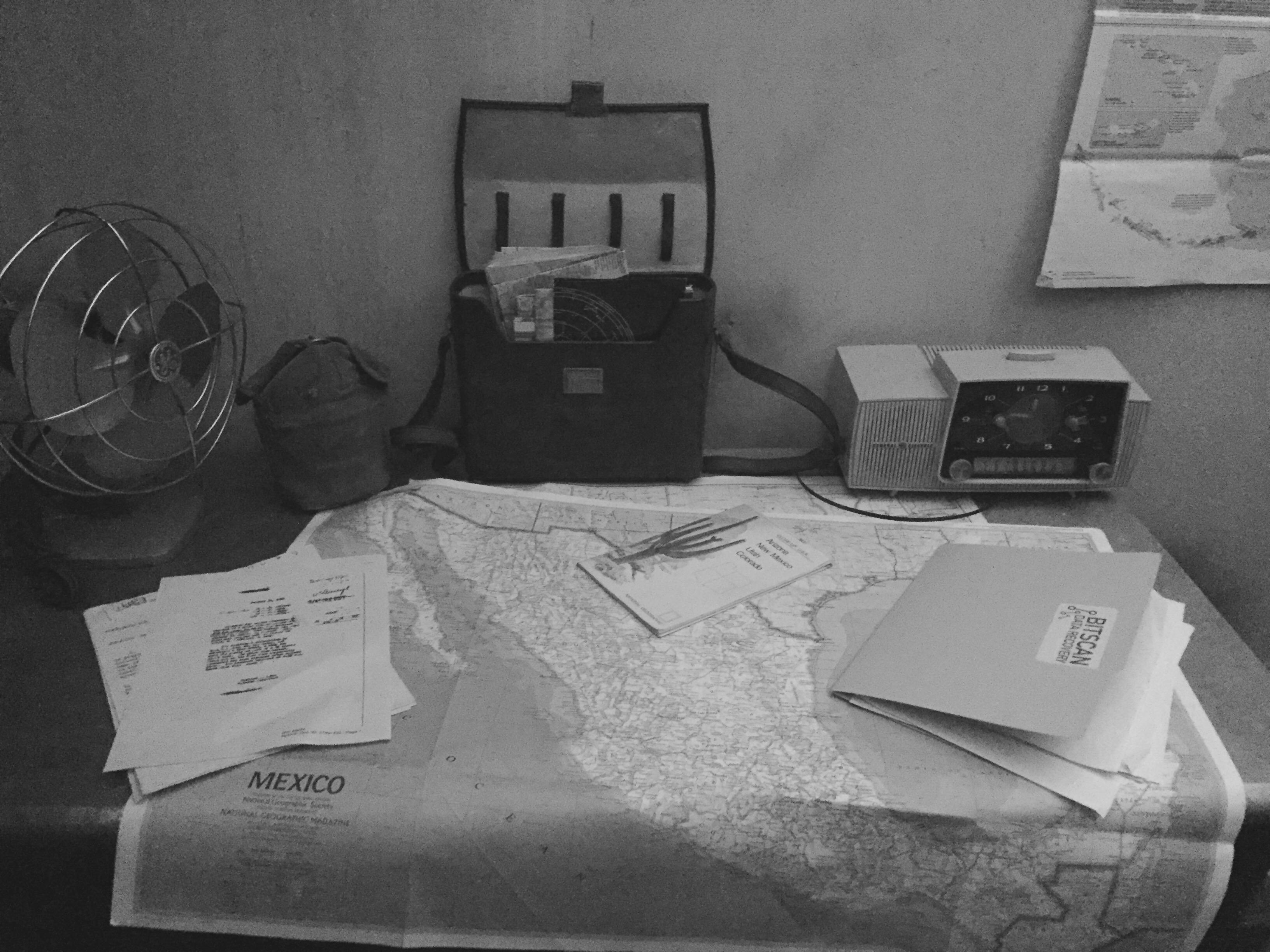 The Bunker Desk