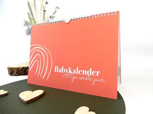 Babykalender - Pre-order