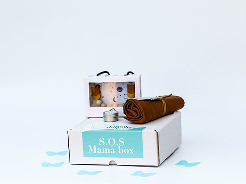 S.O.S MAMA BOX - Borstvoeding