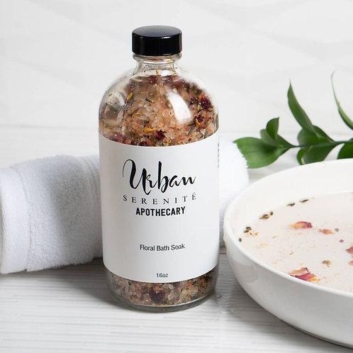 Urban Serenite Floral Bath Salt