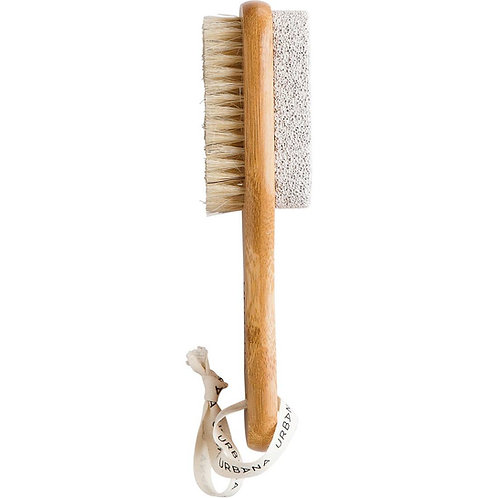 Spa Prive' Pumice Stone with Nail Brush