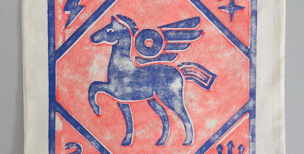 Pegasus Tote Bag
