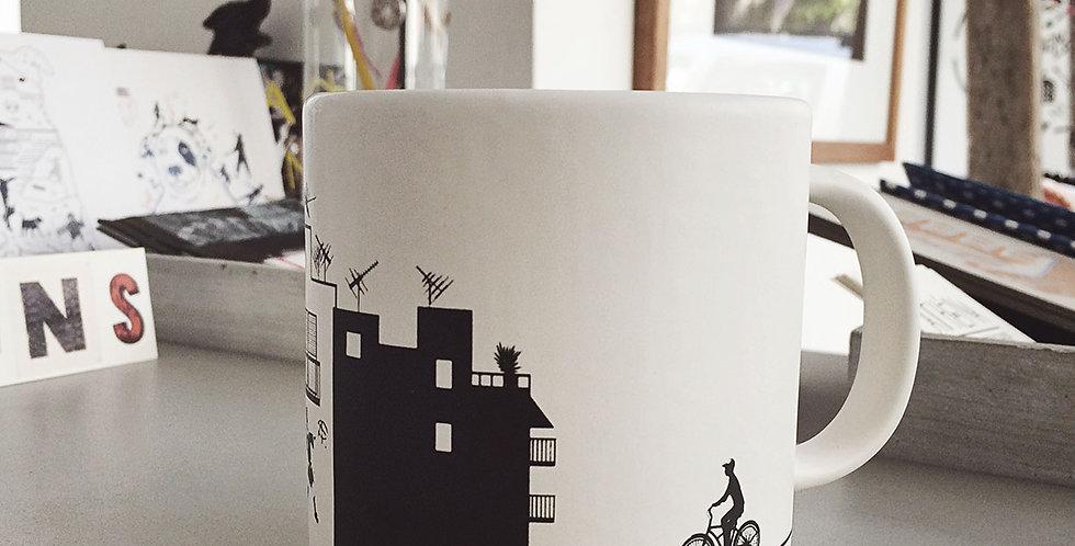Athina City Mug