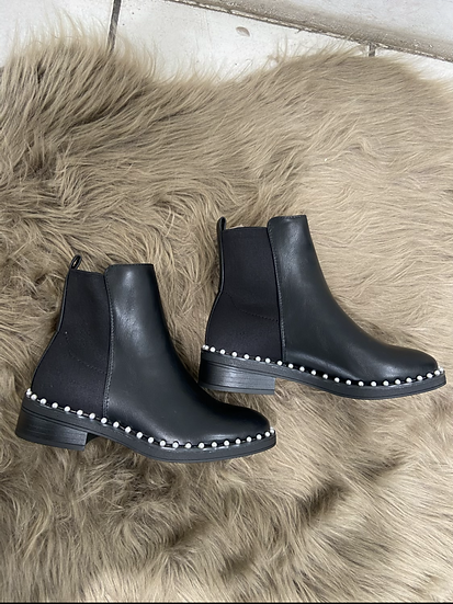 boots aves perles