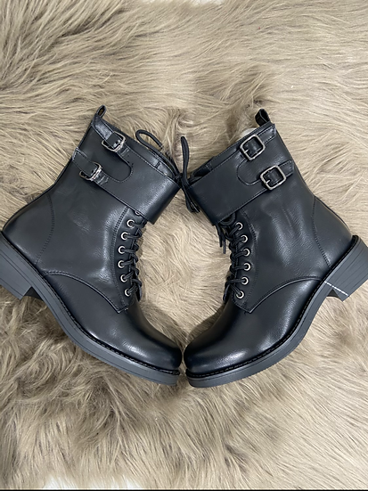 Boots noirs