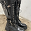 Thumbnail: bottes plate-forme talon épais