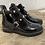 Thumbnail: Boots en croco avec perles