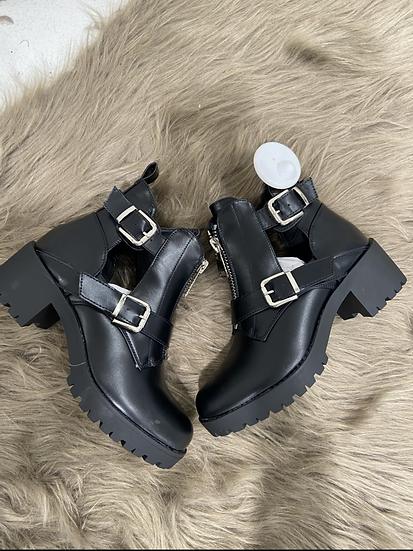 Boots en noir