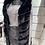 Thumbnail: Veste fausse fourrure capuche