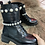 Thumbnail: Boots noirs avec perles