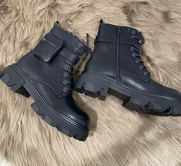 Boots avec prochettes