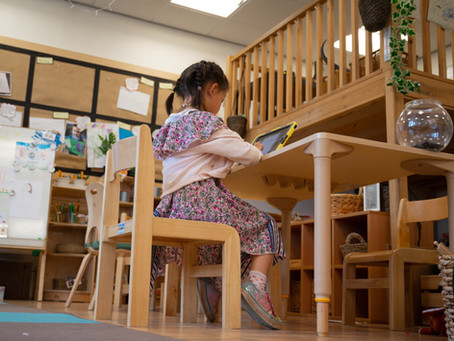 Jardín de infantes y aislamiento