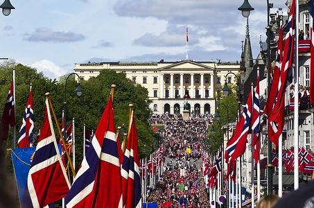 Paseo por el centro de Oslo