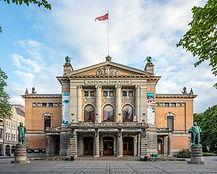 Balade à pied dans le centre-ville d'Oslo
