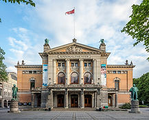 Downtown Oslo walk
