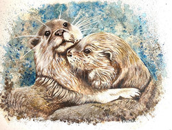 Otterly Inseparable (2)