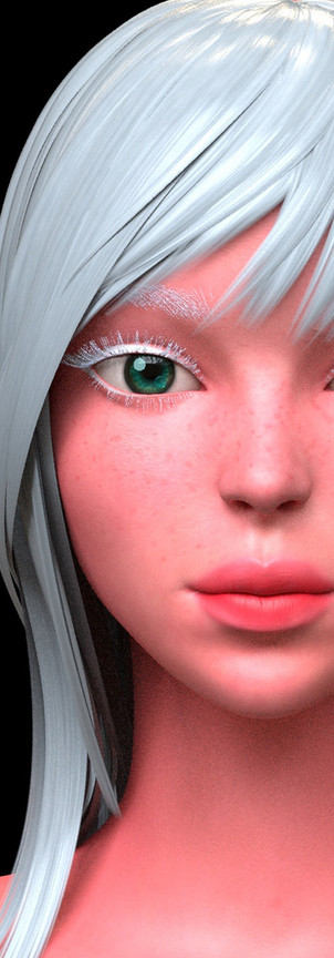 GANdesign to 3D Character
