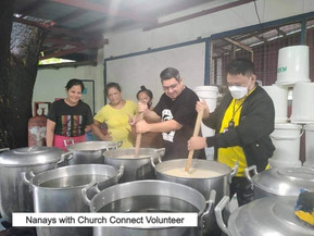 For this reason... (The Power of Volunteerism)
