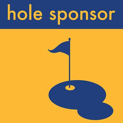 Hole Sponser